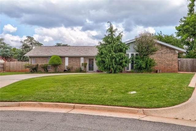 2305 NW 114th Street, Oklahoma City, OK 73120 (MLS #967719) :: Homestead & Co