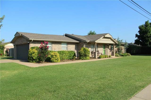 601 SW 9th Street, Moore, OK 73160 (MLS #967731) :: Sold by Shanna- 525 Realty Group