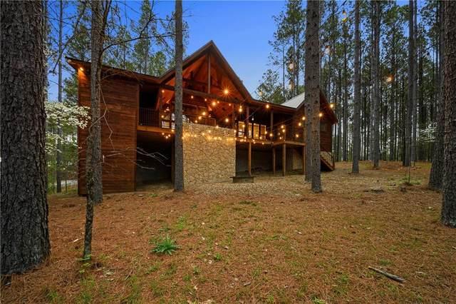 88 Pine Ridge Trail, Broken Bow, OK 74728 (MLS #967734) :: Erhardt Group