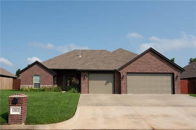 13153 Chinkapin Oak Place, Choctaw, OK 73130 (MLS #967763) :: Meraki Real Estate