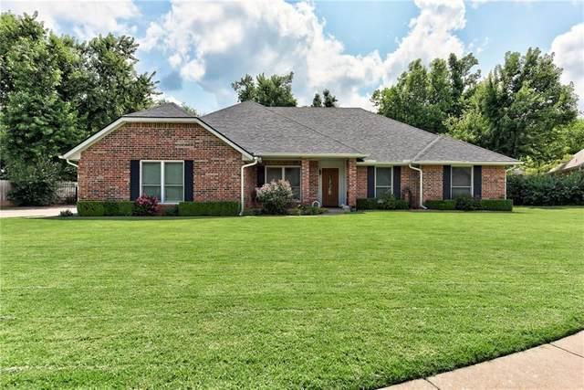 1217 Willow Rock Court, Norman, OK 73072 (MLS #967775) :: Meraki Real Estate