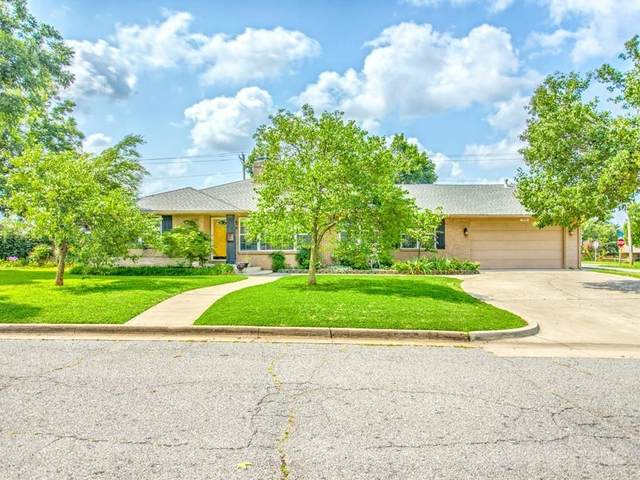 500 Benton Drive, Edmond, OK 73034 (MLS #967778) :: Homestead & Co