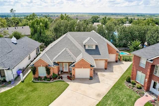 1240 Mountain Brook Drive, Norman, OK 73072 (MLS #967781) :: Meraki Real Estate