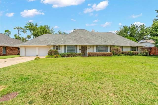 3025 Regency Court, Oklahoma City, OK 73120 (MLS #967789) :: ClearPoint Realty