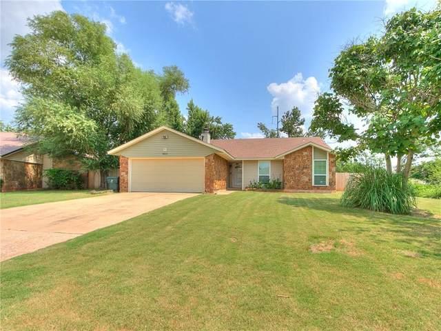 9813 Willow Wind Drive, Midwest City, OK 73130 (MLS #967793) :: Meraki Real Estate
