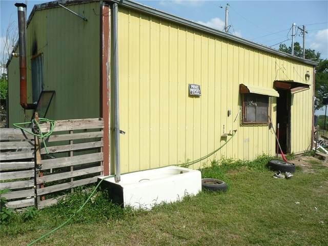 35283 E 1240 Road, Seminole, OK 74868 (MLS #967797) :: ClearPoint Realty