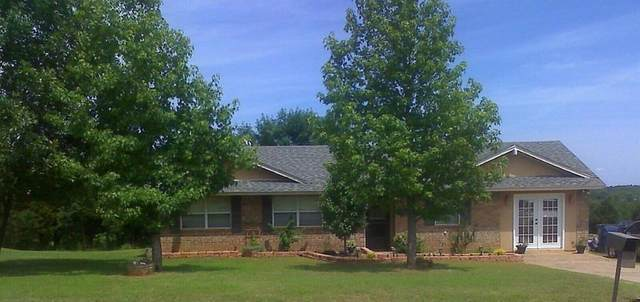 6320 Futurity Drive, Harrah, OK 73045 (MLS #967800) :: ClearPoint Realty