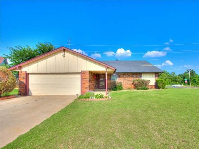 12600 Oakland Circle, Oklahoma City, OK 73142 (MLS #967816) :: Homestead & Co