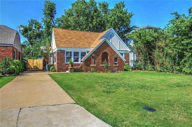 1205 NW 46th Street, Oklahoma City, OK 73118 (MLS #967822) :: Sold by Shanna- 525 Realty Group