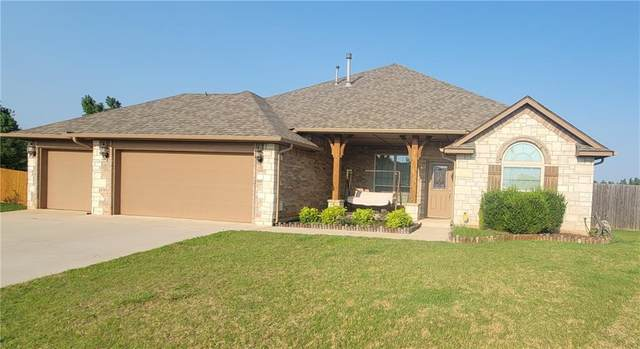 12000 NW 139th Streets, Piedmont, OK 73078 (MLS #967840) :: KG Realty