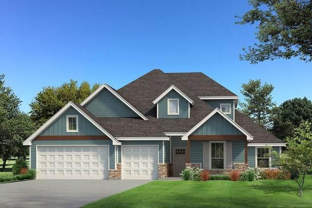 801 John Chisholm Way, Yukon, OK 73099 (MLS #967842) :: Maven Real Estate