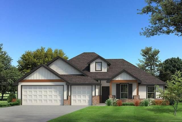 809 John Chisholm Way, Yukon, OK 73099 (MLS #967844) :: Maven Real Estate
