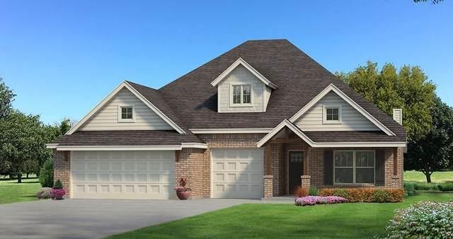 805 John Chisholm Way, Yukon, OK 73099 (MLS #967848) :: Maven Real Estate