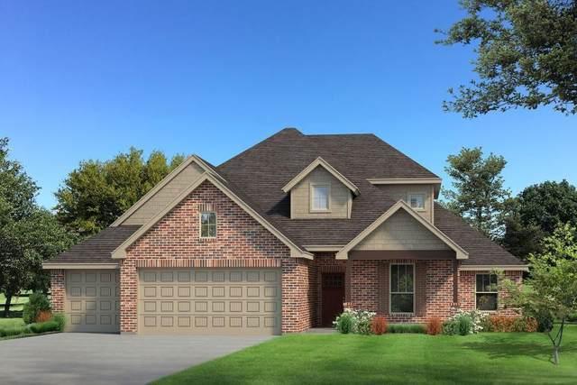 525 Dardanelle Pass, Edmond, OK 73025 (MLS #967854) :: Maven Real Estate