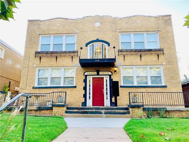 2716 N Robinson Avenue #2, Oklahoma City, OK 73103 (MLS #967864) :: Homestead & Co