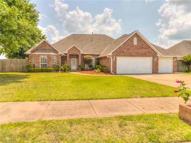 3100 SW 105th Street, Oklahoma City, OK 73170 (MLS #967876) :: Homestead & Co