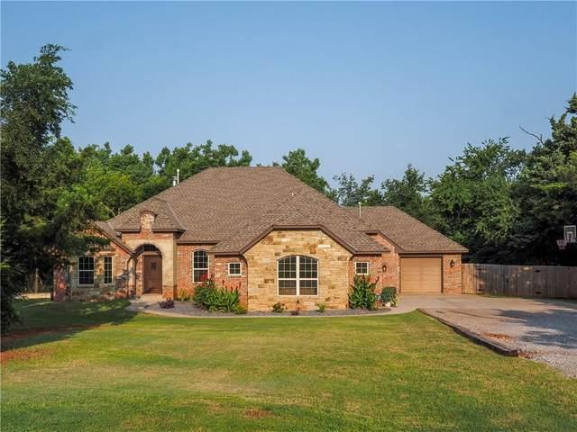 13124 Azalea Court, Piedmont, OK 73078 (MLS #967885) :: KG Realty