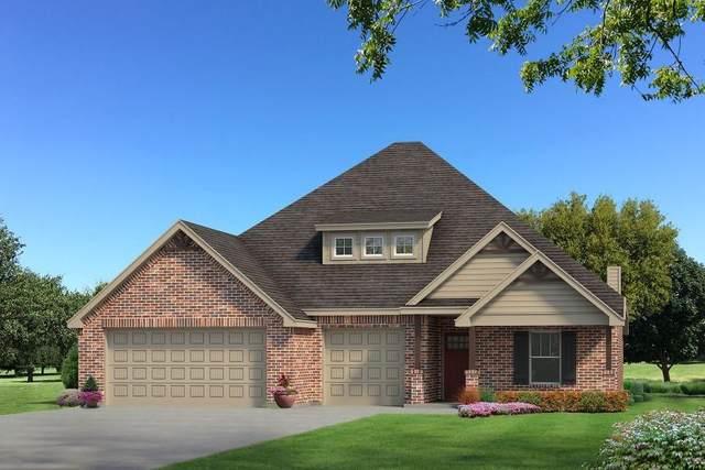 516 Dardanelle Pass, Edmond, OK 73025 (MLS #967896) :: Maven Real Estate