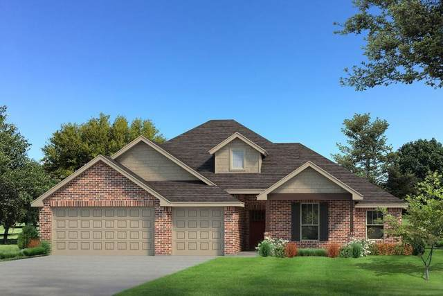 508 Dardanelle Pass, Edmond, OK 73025 (MLS #967904) :: Maven Real Estate