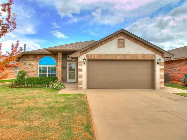 11520 SW 10th Street, Yukon, OK 73099 (MLS #967914) :: Meraki Real Estate