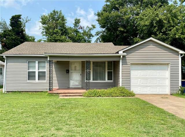 1718 S 14th Street, Chickasha, OK 73018 (MLS #967934) :: ClearPoint Realty