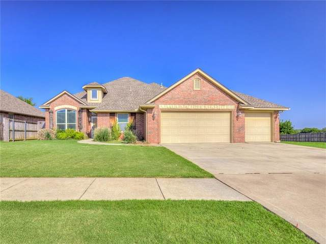 316 Summit Bend, Norman, OK 73071 (MLS #967939) :: Maven Real Estate