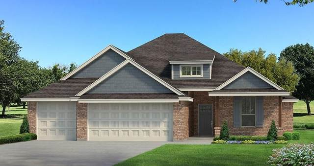 640 E Barajas Terrace, Oklahoma City, OK 73064 (MLS #967959) :: Maven Real Estate