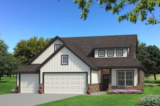 716 E Barajas Terrace, Oklahoma City, OK 73064 (MLS #967975) :: Maven Real Estate