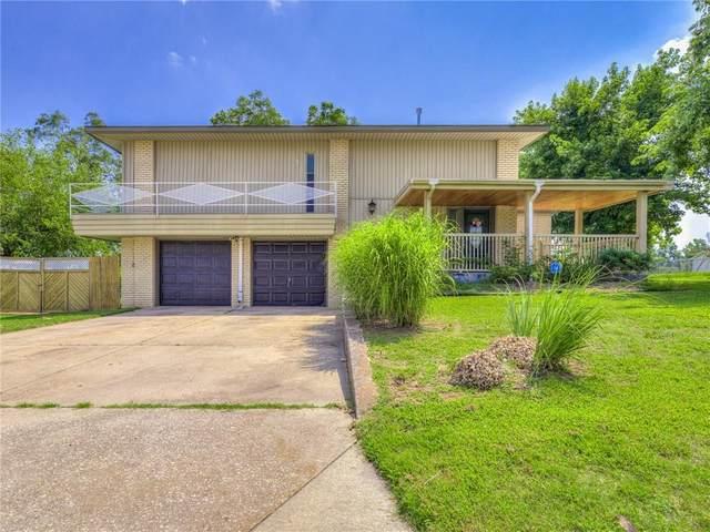 2100 Nichols Drive, Choctaw, OK 73020 (MLS #967988) :: Meraki Real Estate