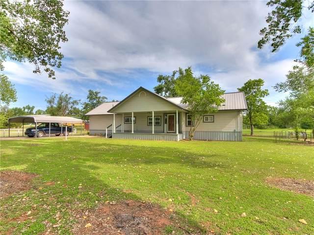 401 Cottonwood Lane, Newcastle, OK 73065 (MLS #967995) :: Meraki Real Estate