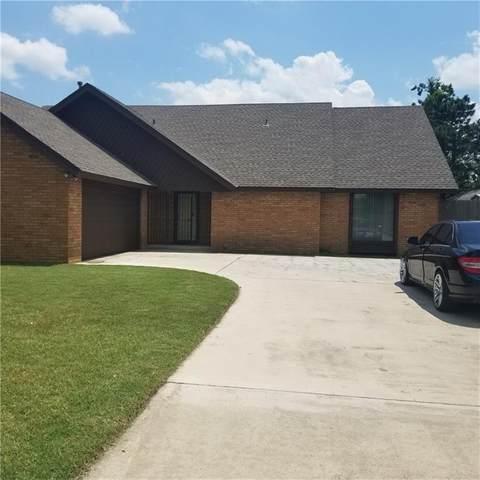 24 Church Way, Oklahoma City, OK 73139 (MLS #967996) :: The UB Home Team at Whittington Realty