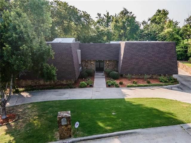 10724 Woodridden, Oklahoma City, OK 73170 (MLS #967998) :: Meraki Real Estate
