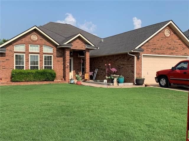 1704 Songbird Lane, Midwest City, OK 73130 (MLS #968008) :: Meraki Real Estate