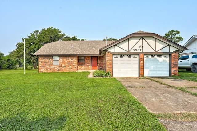 3507 Cox Street, Choctaw, OK 73020 (MLS #968041) :: Meraki Real Estate