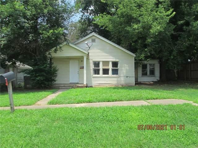 117 W Comanche Street, Purcell, OK 73080 (MLS #968086) :: Homestead & Co