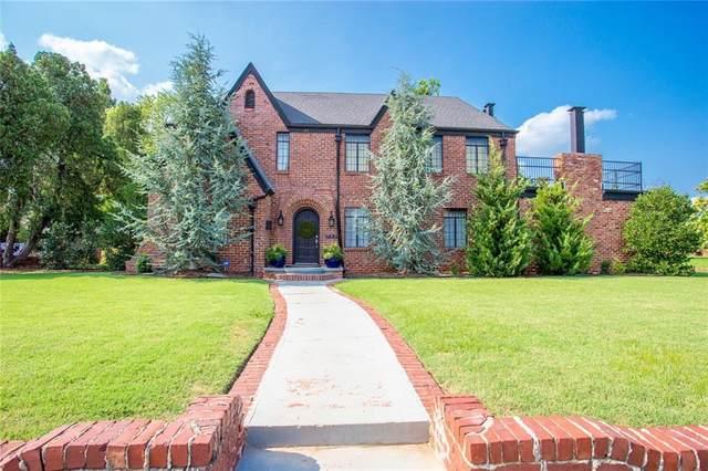 745 NE 18 Street, Oklahoma City, OK 73105 (MLS #968090) :: Homestead & Co
