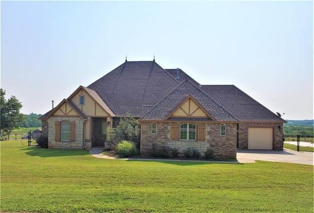 3708 Quest Court, Newcastle, OK 73065 (MLS #968097) :: Meraki Real Estate