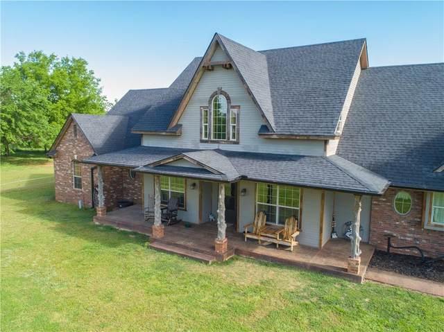 9325 Cemetery Road, Noble, OK 73068 (MLS #968103) :: Meraki Real Estate