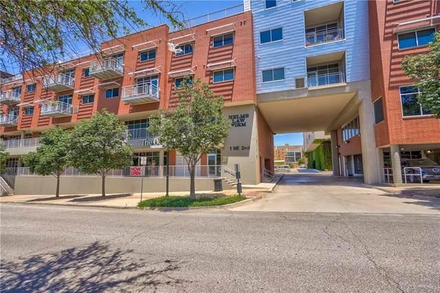 1 NE 2nd Street #411, Oklahoma City, OK 73047 (MLS #968106) :: ClearPoint Realty