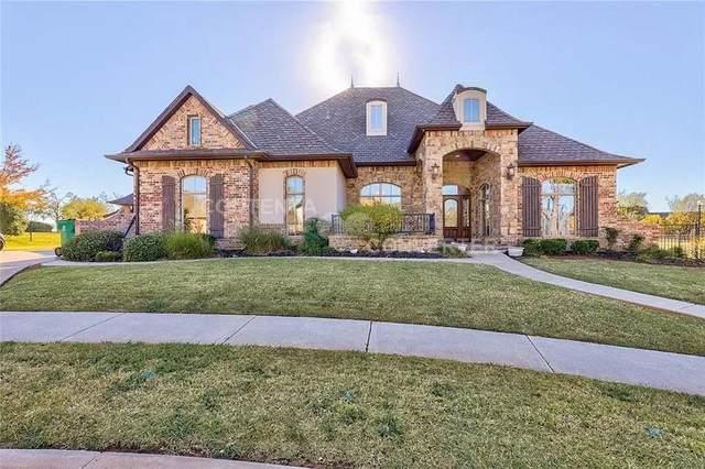 17205 Osprey Circle, Edmond, OK 73012 (MLS #968114) :: Meraki Real Estate