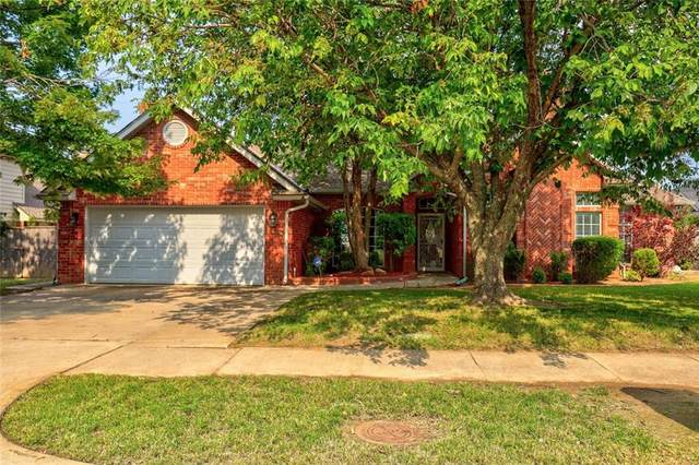 1713 Pembroke Drive, Norman, OK 73072 (MLS #968115) :: Maven Real Estate