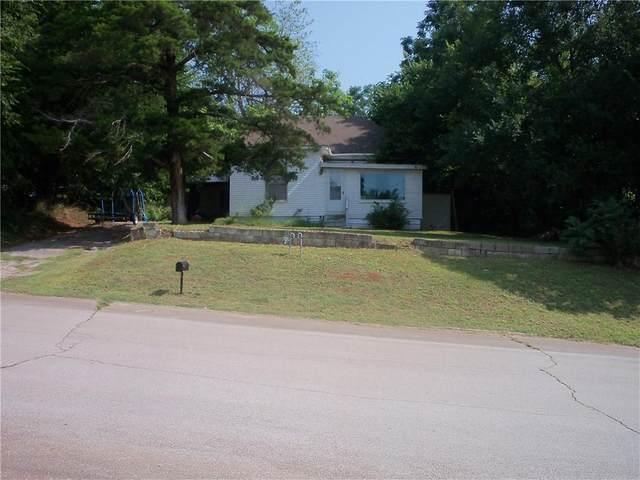219 W Van Buren Street, Purcell, OK 73080 (MLS #968117) :: Homestead & Co