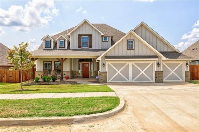 3117 Birchwood Circle, Arcadia, OK 73007 (MLS #968119) :: Homestead & Co