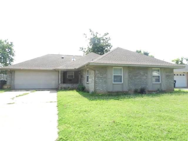 3828 N Bryan Avenue, Bethany, OK 73008 (MLS #968124) :: Keller Williams Realty Elite