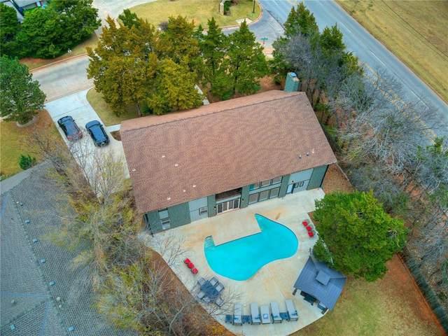 2900 N Browne Stone Road, Oklahoma City, OK 73120 (MLS #968135) :: The UB Home Team at Whittington Realty