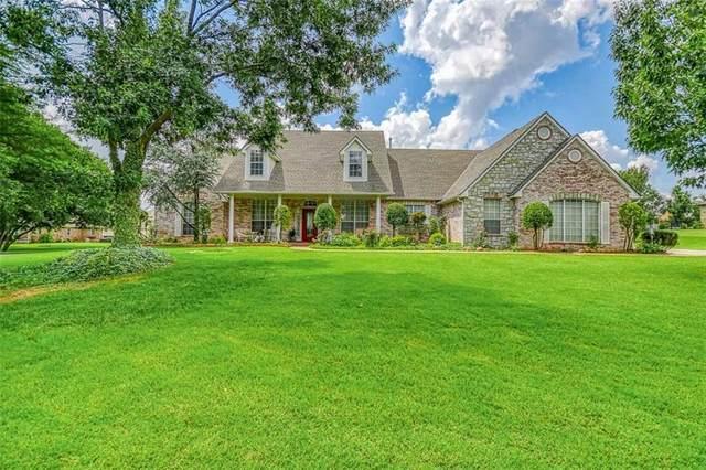 1608 SW 38th Street, Moore, OK 73160 (MLS #968136) :: Meraki Real Estate