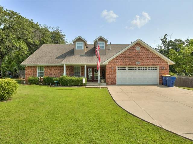 15300 Morningside Drive, Choctaw, OK 73020 (MLS #968153) :: Meraki Real Estate