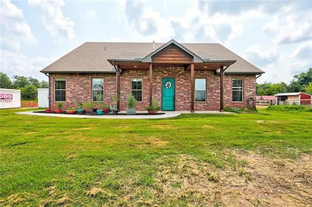 5750 N Henney Place, Choctaw, OK 73020 (MLS #968164) :: Meraki Real Estate