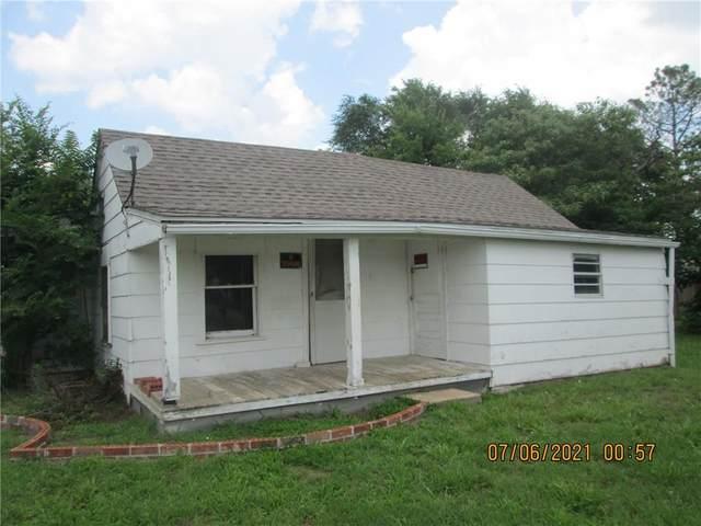 423 W Delaware Street, Purcell, OK 73080 (MLS #968166) :: Homestead & Co