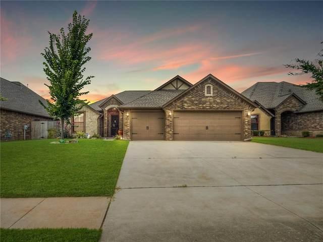 628 NE 23rd Street, Moore, OK 73160 (MLS #968174) :: Meraki Real Estate
